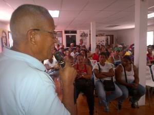 Consejos comunales celebraron la incorporación del Banco del Banco del Pueblo al CPCMS de Catia La Mar