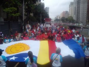 Marcha contra la corrupcion