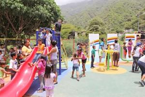 PARQUE BIOSALUDABLE LAS CASITAS CARABALLEDA