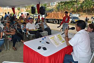 """El alcalde del Municipio Vargas, Alexis Toldo en Programa Radial """"Construyendo el Poder Popular"""" Nº 476"""