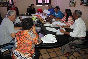 Reunión extraordinaria con los Consejeros del Consejo Local de Planificación de Políticas Públicas (CLPP) y Concejales de la Cámara Municipal