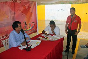 Alexis Toledo, Alcalde del Municipio Vargas