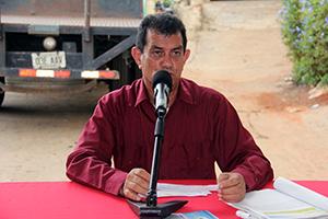 Alcalde del Municipio Vargas, Alexis Toledo