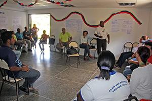 Más de 20 personas participaron en talleres de Educación Ambiental