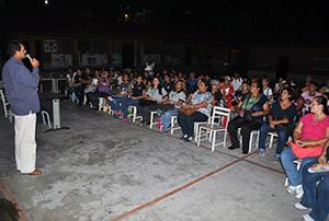 Alcalde conversa con alumnos de Misión Sucre sobre Sociopolítica