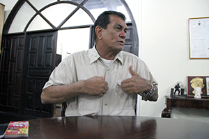 """""""Consolidar el poder comunal es mi legado en Vargas"""""""