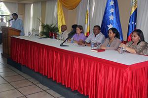 Vargas anfitrión de encuentro nacional de consejeros y consejeras de protección
