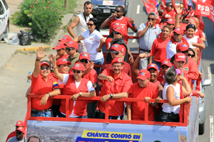 """Alcalde Alexis Toledo """"Vamos como un solo bloque y una sola fuerza para consolidar nuevamente la victoria popular de la revolución el 8 de diciembre"""""""