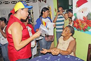 Por amor a mi pueblo atendió habitantes en la Roraima